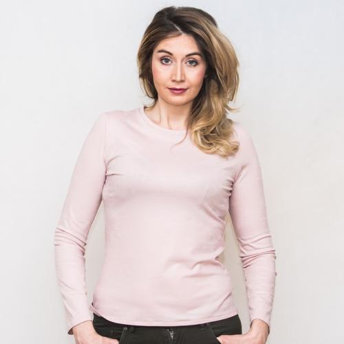 Wykrój na klasyczną bluzkę damską