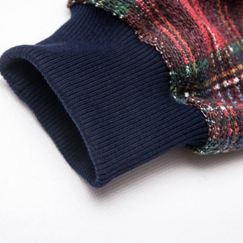 Wykrój na bluzę damską z rękawem raglanowym