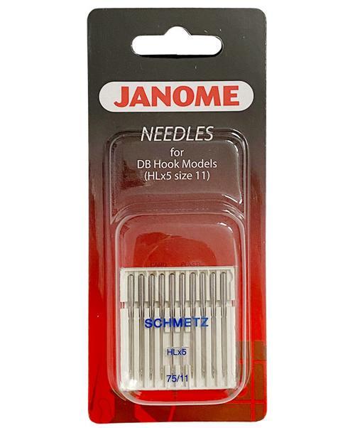 Igły do tkanin do maszyny Janome HD9, 1600PQC